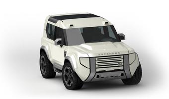 Land Rover Baby Defender Render 2