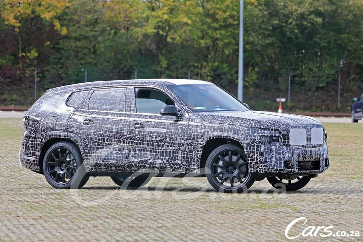 BMW X8 1