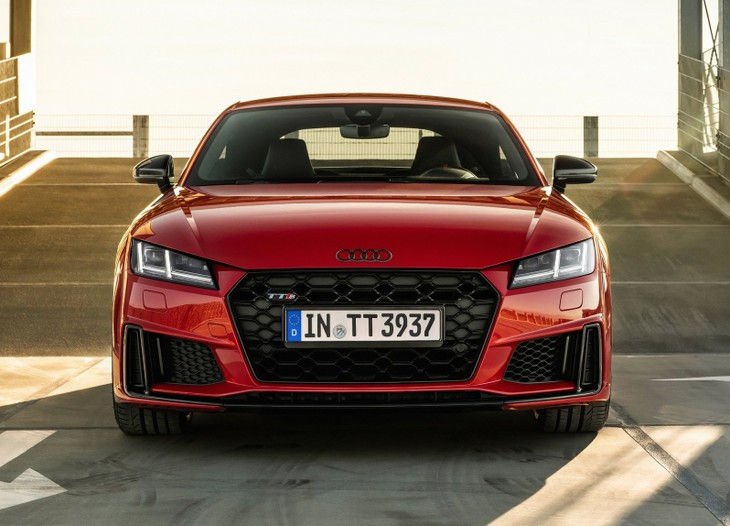 Audi TTS Coupe Competition Plus 2021 1600 08