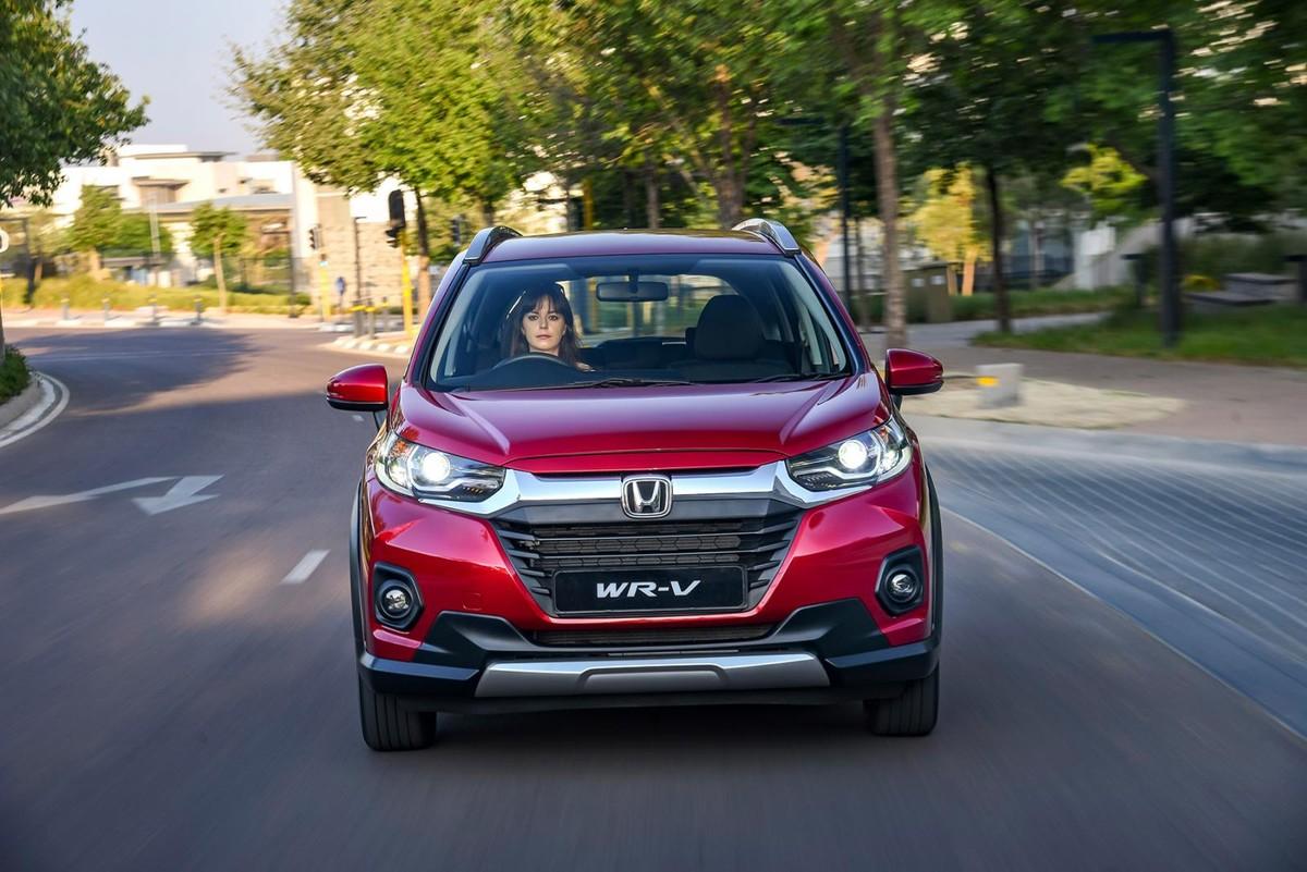 Honda WR-V (2020) Launch Review - Cars.co.za