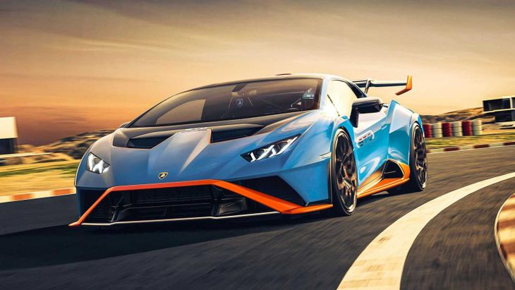 Lamborghini Huracan Stofrnt