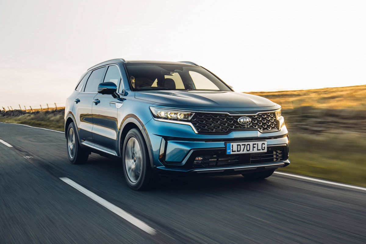 Kia Sorento (2021) International Launch Review - Cars.co.za