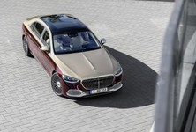 2021 Mercedes Maybach S Class 12