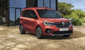2021 New Renault Kangoo 4