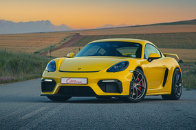 Porsche Cayman GT4 (2020) Review