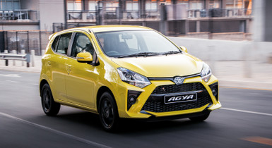 Toyota Agya (2020) Launch Review