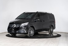 2020 Mercedes Benz V Class Armored Inkas Usa 1