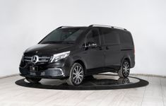 2020 Mercedes Benz V Class Armored Inkas Usa 1