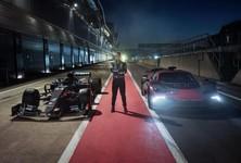 Mercedes Amg One Hypercar Lewis Hamilton 5