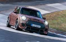 94 Mini Gpe Prototype Official Images Nurburgring Carousel