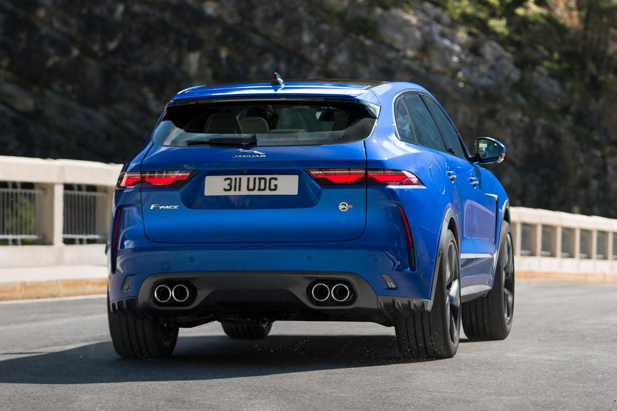 Jaguar F-Pace SVR (2021) Specs & Price - Cars.co.za