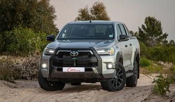 Toyota Hilux Sales