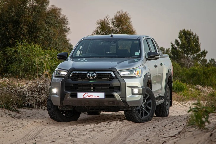 Toyota Hilux Sales