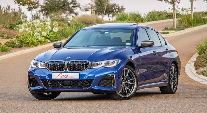 BMW M340 12