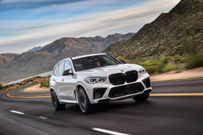 BMW X5 M Competition (2020) International Launch Review