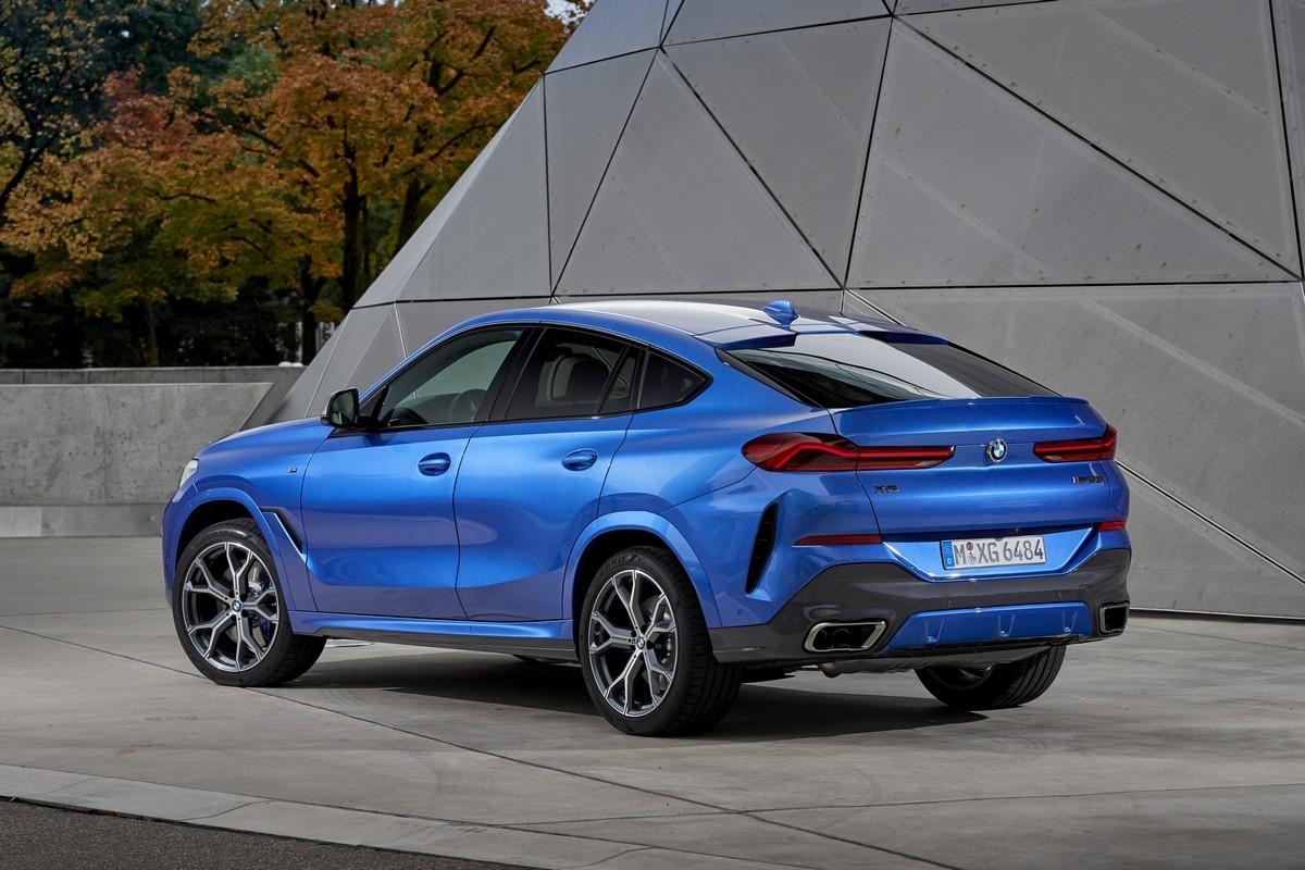 BMW X6 (2020) International Launch Review - Cars.co.za