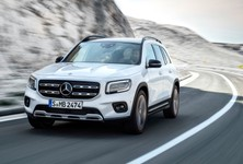Mercedes Benz GLB 2020 1600 0e