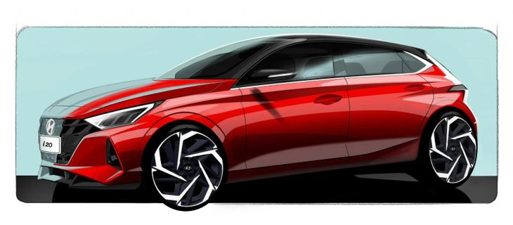 Next Hyundai I20 Has Sensuous Sportiness Cars Co Za