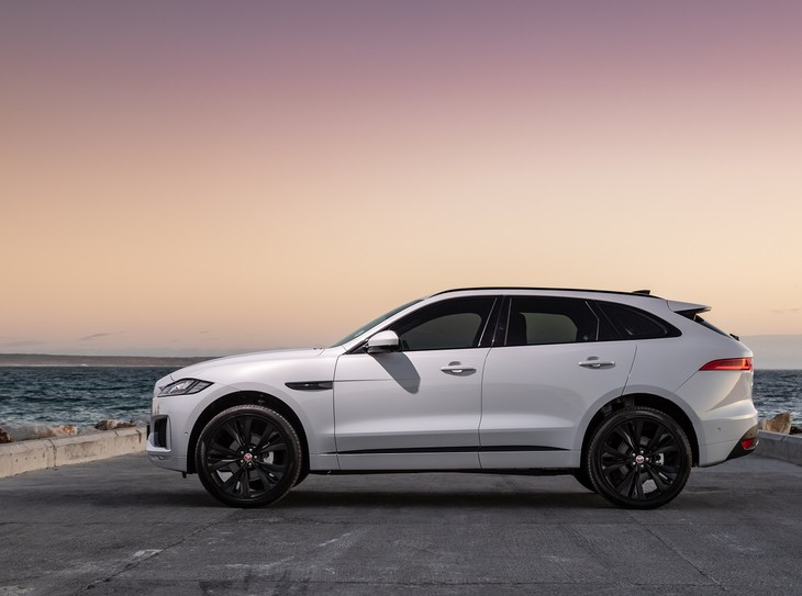Jag Fpace 4