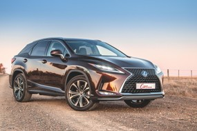 Lexus RX 450h SE (2020) Review