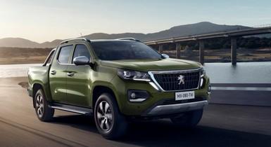 New Peugeot Landtrek Bakkie Coming to SA