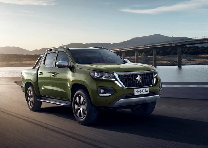 2020 Peugeot Landtrek Pickup Truck MAIN