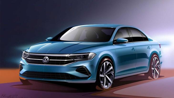 Vw Previews New Polo Sedan Cars Co Za