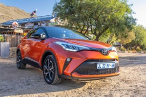 Updated Toyota C-HR (2020) Launch Review