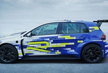VW E Performance Golf R Con