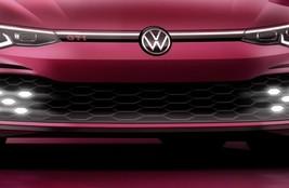 Volkswagen Golf 8 GTI Teased