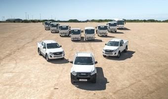 Isuzu Trucks Range 10 1800x1800