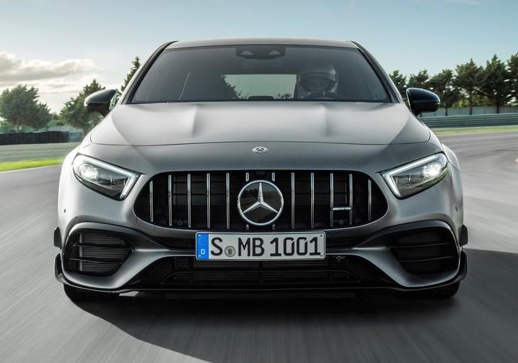 Mercedes Benz A45 S AMG 4Matic 2020 1024 43