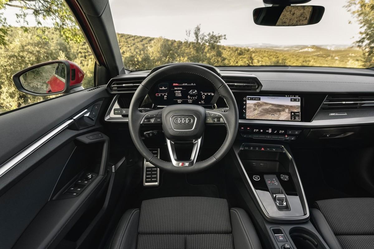 Audi A3 Sportback (2020) International Launch Review ...