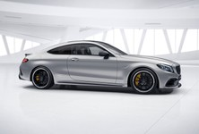 Mercedes AMG C63 S Aero Edition 63 Main