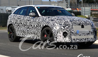 Jaguar FPaceSVR 2
