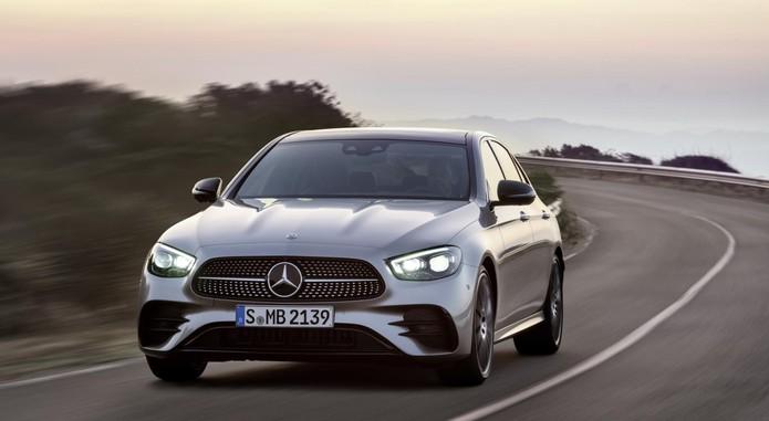 2020 Mercedes Benz E Class Facelift 6
