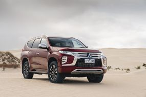 Mitsubishi Pajero Sport (2020) International Launch Review