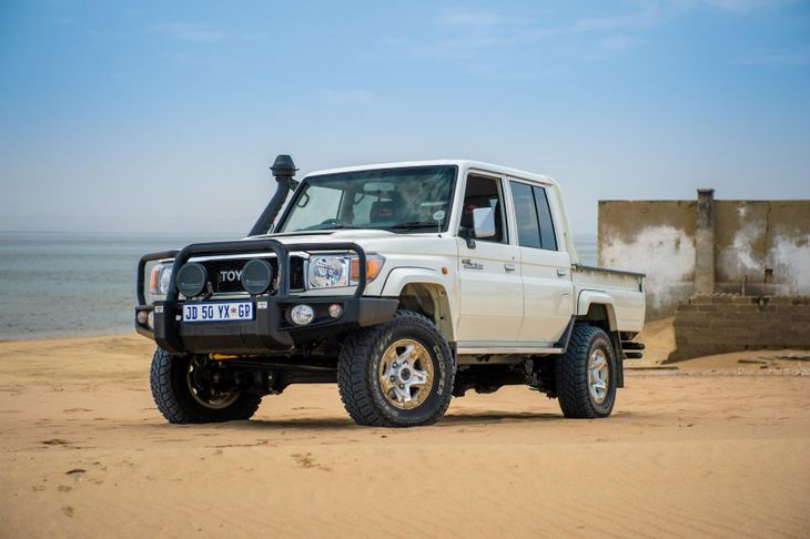 Toyota LandCruiser Namib4