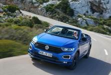 2020 VW T Roc Cabriolet 6