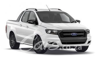 New Ford Bakkie