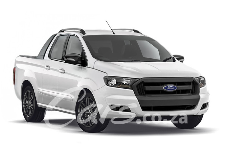 New Ford Bakkie