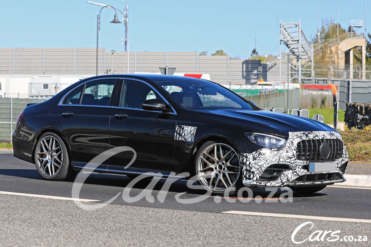MercedesAMG E63S 1