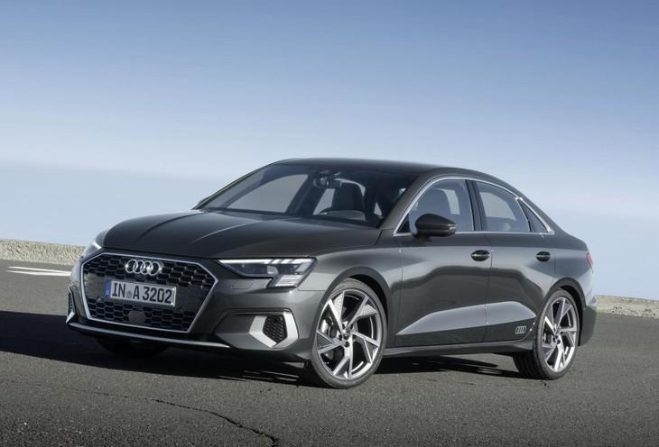 Audi A3Sedan 1