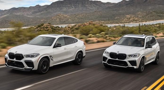 BMW X5 X6M 5
