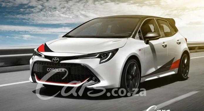 Toyota Corolla GRMN