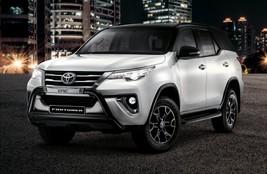 Toyota Fortuner Epic (2020) Spec and Price