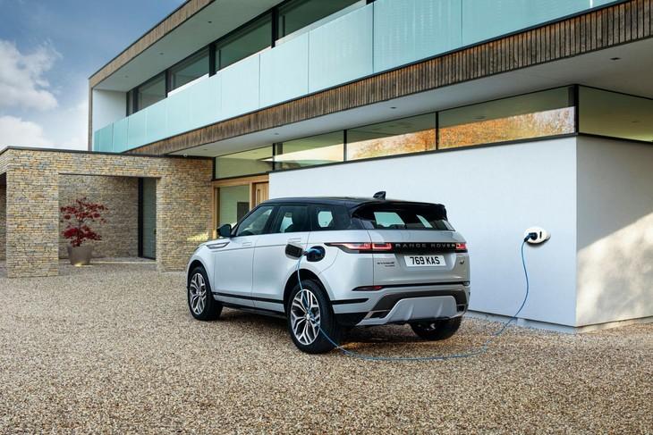 Range Rover Evoque Land Rover Discovery Sport 6