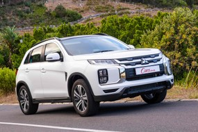 Mitsubishi ASX 2.0 Automatic (2020) Review