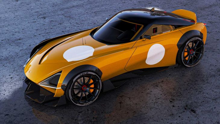 2022 Nissan 400z Rendering4
