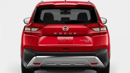 Undisguised New Nissan X Trail Leaked Cars Co Za
